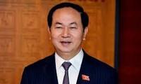President Tran Dai Quang visits Italy