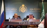 Russia, Saudi Arabia discuss establishing de-escalation zones in Syria