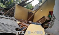 Indonesia's earth quake: 10 dead, 40 hurt