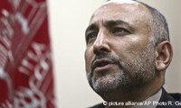 Afghanistan's top security officials resign