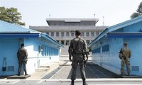 North and South Korea destroy border guard posts