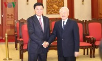 New momentum created for Vietnam-Laos cooperation