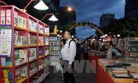 HCM city to open Book Street on Tet holiday