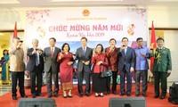 Vietnamese abroad celebrate Lunar New Year