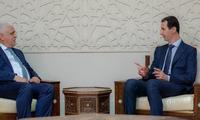 Assad: Iraq, Syria cooperation necessary to finalize war on terrorism