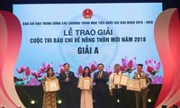 Ten outstanding achievements of 2018 National Target Programs announced
