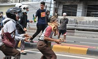 Indonesia lifts social media curbs targeting hoaxes during unrest