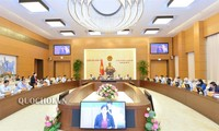 National Assembly Standing Committee opens 35th session