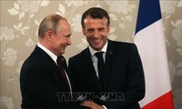 Russia, France share common task to preserve nuclear deal