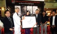 นิทรรศการภาพวาด สถาปัตยกรรมเวียดนามในอดีตและในปัจจุบัน
