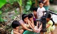 น้ำสะอาดเป็นหนึ่งในมาตรฐานของชนบทใหม่