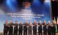 เวียดนามเข้าร่วมการประชุมเจ้าหน้าที่อาวุโสกลาโหมอาเซียน หรือADSOM +