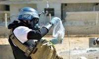 ซีเรียเพิ่มเติมข้อมูลเกี่ยวกับคลังอาวุธเคมี