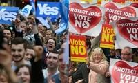 การแยกตัวออกจากสหราชอาณาจักรเป็นโอกาสพัฒนาหรือลัทธิชาตินิยมในเชิงลบ