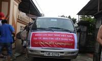 Du học Việt tại Nga xây công trình, tu bổ trường học ở bản Rào Con, Quảng Bình