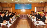 Tăng cường hợp tác giữa Ủy ban Hòa bình Việt Nam và Ủy ban Hòa bình và Đoàn kết Lào