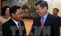 Thúc đẩy hợp tác giữa Hội đồng nhân dân Thành phố Hồ Chí Minh và thủ đô Vientiane, Lào