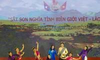 Đoàn đại biểu Ủy ban Hòa bình và Đoàn kết Lào thăm Việt Nam