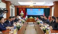 Chính phủ Việt Nam tạo điều kiện cho hoạt động hợp tác về tôn giáo giữa Việt Nam và Lào