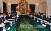 Việt Nam - Nhật Bản khẳng định tăng cường hợp tác trong nhiều lĩnh vực
