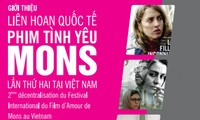 Liên hoan phim quốc tế tình yêu (FIFA Mons) 2017 sẽ được tổ chức tại Hà nội