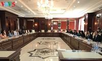 Đoàn đại biểu Đảng Cộng sản Việt Nam thăm làm việc Azerbaijan