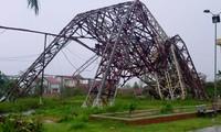 Tiếp tục các hoạt động quyên góp ủng hộ đồng bào miền Trung bị thiệt hại do bão số 10