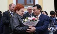 Phó Thủ tướng Vương Đình Huệ thăm làm việc tại Slovakia
