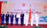 Lễ kỷ niệm 25 năm tái lập Văn phòng Chủ tịch nước
