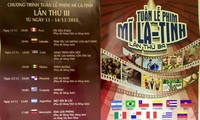 Tuần lễ phim Mỹ Latinh tại Hà nội