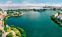 Đánh thức tiềm năng du lịch vùng Hồ Tây