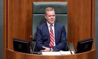 Chủ tịch Hạ viện Australia bày tỏ vui mừng về sự phát triển mối quan hệ với Việt Nam
