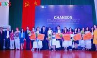Cuộc thi hát tiếng Pháp năm 2017 - Sự kiện văn hóa kết nối hai nền văn minh Á - Âu