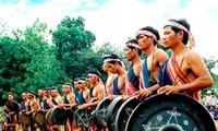 Khai mạc Liên hoan cồng chiêng, hát dân ca thanh thiếu niên tỉnh Gia Lai