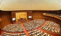 Quốc hội thảo luận dự án Luật An ninh mạng