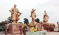 Ấn tượng khu di tích Bạch Đằng Giang ở Hải Phòng