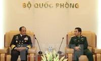 Tăng cường hợp tác giữa lực lượng hải quân Việt Nam và Indonesia