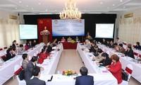 Hội nghị đối thoại chính sách MTTQ với biến đổi dân số và phát triển bền vững