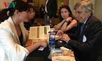 Doanh nghiệp Việt Nam và Argentina trao đổi về thế mạnh nông nghiệp