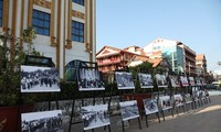 Triển lãm ảnh về quan hệ Việt Nam - Lào