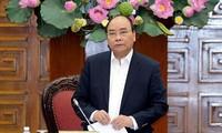 Thủ tướng Nguyễn Xuân Phúc làm việc với tỉnh An Giang và Lào Cai