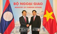 Tham vấn cấp Bộ trưởng Ngoại giao Việt Nam – Lào
