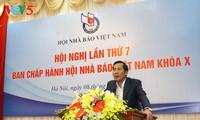 Hội nghị lần thứ 7 Ban chấp hành Hội nhà báo Việt Nam (khóa 10)