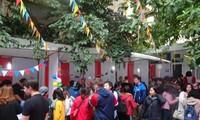 Ngày hội đón Năm mới của SV quốc tế - Nơi hội tụ đa dạng nền văn hóa