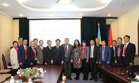 Hội nghị cán bộ chủ chốt cộng đồng người Việt tại Ukraine