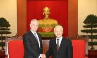 Việt Nam coi trọng thúc đẩy quan hệ Việt Nam - Hoa Kỳ