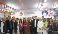 Sách Việt Nam tham gia hội chợ quốc tế tại Ấn Độ