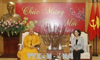 Phật giáo Việt Nam luôn đồng hành cùng dân tộc