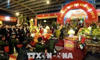 Khai hội Đền Trần - Thái Bình