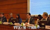 Việt Nam tham gia tọa đàm quốc tế về vai trò của CNTT&TT